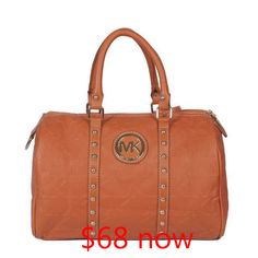only $68 !the Michael Kors bag is really cheap, and perfect quality