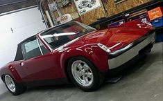 Very nice Porsche 914 Porsche 914 6, Porsche Models, Porsche Cars, Exotic Sports Cars, Classic Sports Cars, Classic Cars, Xjr, Pretty Cars, Vintage Porsche