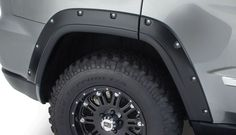 2011 Jeep Grand Cherokee, Grand Cherokee Overland, 2016 Jeep Cherokee Trailhawk, New Toyota Tundra, Stainless Steel Bolts, 2012 Jeep, Fender Flares, Classic Cars, Monster Trucks