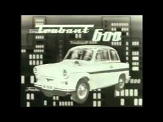 MZ; TRABANT; WARTBURG; HIGH TECH FROM THE DDR