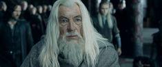 Gandalf the senile..