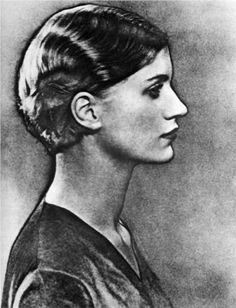 Lee Miller by Man Ray.