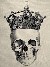 Image result for skull crown