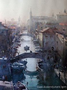 Dusan Djukaric, Venice