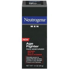 NEUTROGENA MEN WRNK FGHT/MOIST 1.4 OZ >>> Read more reviews of the product by visiting the link on the image. #makeup