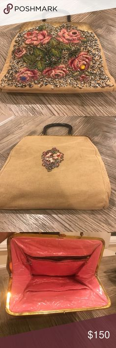 Vintage 50s Jolles originals purse👜👜 50s jolles originals vintage purse in amazing condition! Make an offer! jolles originals Bags