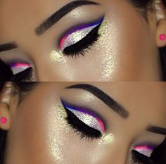 How to Apply Eyeliner to Accentuate Your Eyes Gorgeous Makeup, Love Makeup, Makeup Inspo, Makeup Art, Makeup Inspiration, Beauty Makeup, Amazing Makeup, Makeup Ideas, Maquillage Cut Crease