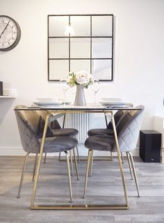 Wall Plan for Dining Room Open Plan Kitchen Diner Extension Styling Tips Home Room Design, Dining Room Design, Interior Design Kitchen, Dining Room Table, Dining Chairs, Kitchen Extension Open Plan, Open Plan Kitchen Diner, Extension Ideas, Diner Table