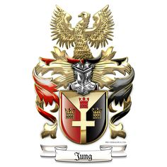 Jung - Coat of Arms