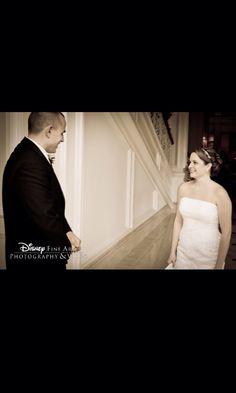 #Disney #DisneyWedding #GrandFloridian #FirstLook #TyBoyce