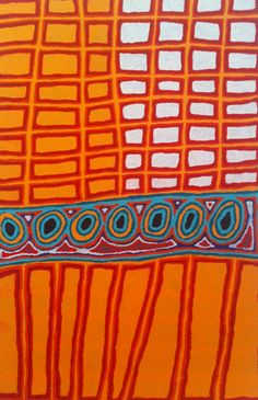Modern aboriginal art - National Gallery of Victoria