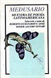 Medusario: muestra de poesiá latinoamericana. Roberto Echevarren, Jacobo Sefamí y José Kozer, FCE México, 1996.Edición al cuidado de Rubén Cortez. 2200 ejemplares.