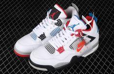 sneakers nike air jordans Air Jordan 4 Retro SE 'What The Sneakers Nike Jordan, Jordan Shoes Girls, Jordans Girls, Nike Air Shoes, Nike Free Shoes, Air Jordan Shoes, Girls Shoes, Air Jordans, Shoes Jordans