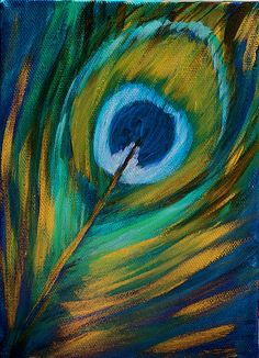 Beautiful DIY Canvas Painting Ideas for Your Home Oil Pastel Art, Oil Pastel Drawings, Bird Drawings, Oil Pastel Crayons, Oil Pastel Paintings, Watercolor Paintings, Peacock Painting, Peacock Art, Peacock Canvas