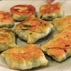 Spinatkuchen aus Kreta mit Andy Milonakis