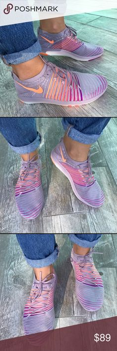 🍬Pinky Nike Mix !🍬Training---Price Firm--- 🍬Pinky Nike Mix !very comfortable sneakers 🍬 Nike Shoes Sneakers