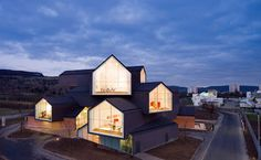New Modern House Concept Architecture House DesignVitra by Herzog and de Meuron