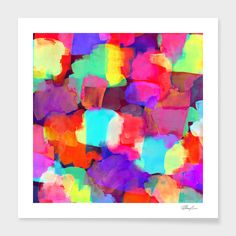 Giclee art print on heavyweight Fine Art paper, 310gsm, acid-free, 100% cotton, using archival Ultrachrome K3 inks. All prints are manually numbered, signed,…