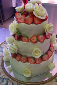 Fraisier The Classic French Cake Was Last Month S Daring Bakers