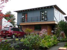 bryant remodel - exteriors contemporary exterior