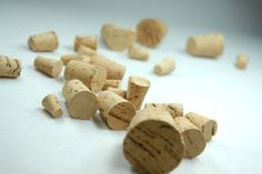 Assorted Corks 30 pieces Sizes 0, 2, 4, 6, 8, 12, 14 (30 cork stoppers) $3.99