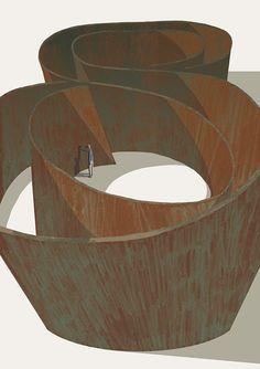 illustrated richard serra