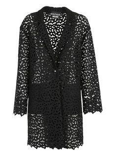 BOUTIQUE MOSCHINO Boutique Moschino Broderie Anglaise Coat. #boutiquemoschino #cloth #