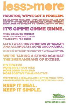 Simple Shoes Manifesto