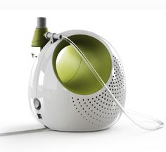Compressor Nebulizer | Home Medical Equipment by Igor Lobanov at Coroflot.com