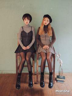 Korean Twin Fashion | Official Korean Fashion