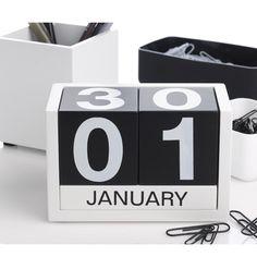 Mdf bois créative calendrier bricolage calendrier perpétuel Fun Creative décorations / ornements salon manuellement bois calendrier dans Calendrier de Fournitures de bureau et scolaire sur AliExpress.com | Alibaba Group