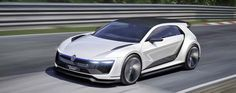 The Golf GTE of the future : Volkswagen UK