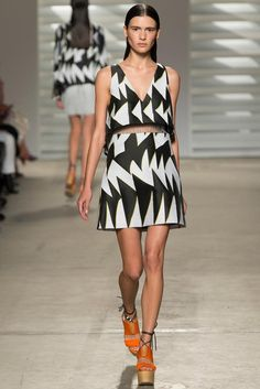 REPIN this Thakoon look and it could be yours to rent next season on Rent the Runway! #RTRxNYFW