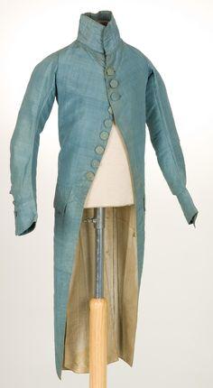 Jacket, 1785-1800. It looks like Mr. Bingley, doesn't it?