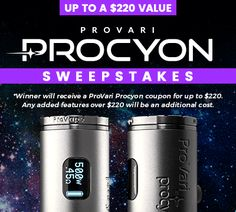 Win The New ProVari Procyon