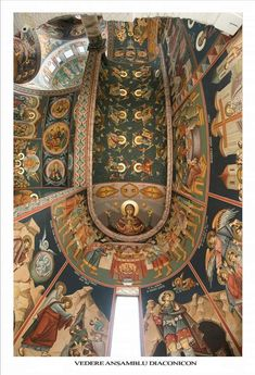 Church Interior, Church Building, Chapelle, Orthodox Icons, Photo Projects, Mural Art, Byzantine, Ikon, Style Icons