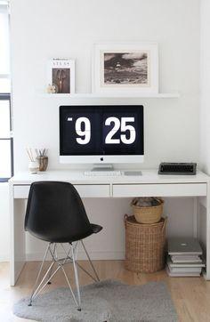 Ikea 'Besta/Burs' desk: