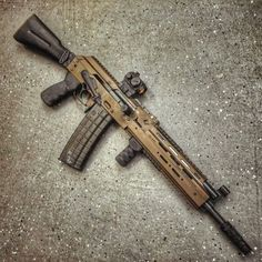 AK Weapons Guns, Guns And Ammo, Rifles, Arsenal, Armas Ninja, Ak 47, Long Rifle, Custom Guns, Military Guns