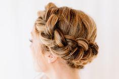 wrap around boho braid Boho Braid, Bridal Braids, Hair, Fashion, Moda, Fashion Styles, Fashion Illustrations, Strengthen Hair