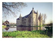 View of the Chateau (Photo) Giclee Print by Flemish at Art.com