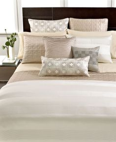 Hotel Collection Bedding, Woven Cord Collection - Bedding Collections - Bed & Bath - Macy's