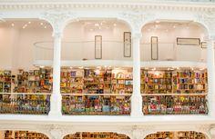 Bookstore Bucharest