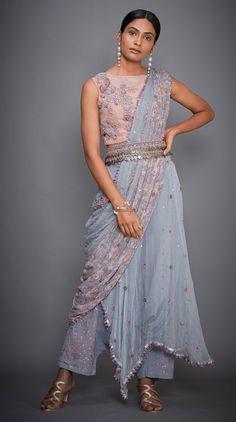 Top 61 High End Designer Sarees (Latest & Trending) Drape Sarees, Saree Draping Styles, Saree Styles, Dhoti Saree, Sharara, Sabyasachi, Patiala, Anarkali, Indian Attire