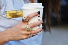 Rings and Caffeine