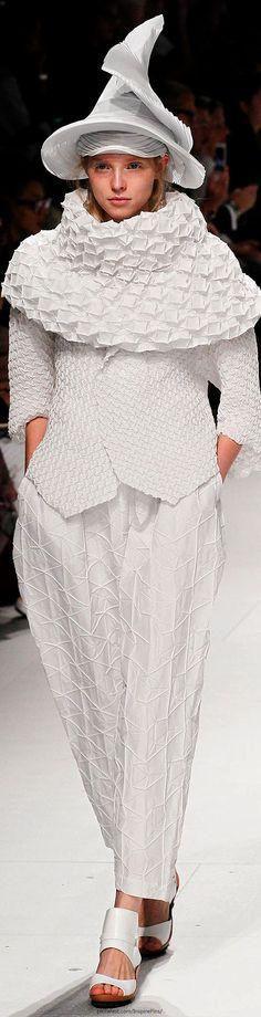 Issey Miyake Spring 2015 Ready-to-Wear