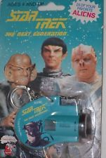 Vintage Star Trek The Next Generation 24 Alien Viewer Klingon Borg Romulan New