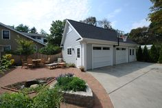 DeHaan Remodeling Specialists Garage Remodel Project