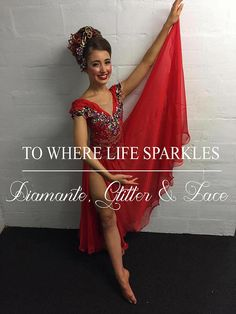 Are you looking for something different and want you leotard or costume to stand out on stage. Well look no further, as we can make your dreams come true. Girls Dance Costumes, Skating Dresses, Calisthenics, Costume Design, Leotards, Headpiece, Besties, Sari, Ballet
