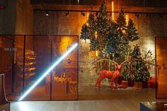Christmas Press Event for LaneCrawford by GLADC studio, Hong Kong » Retail Design Blog