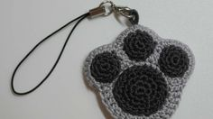 How To Make A Cute Crocheted Cats Paw Charm - DIY Style Tutorial - Guide...